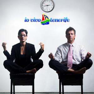 tenerife paradiso meditazione in ufficio