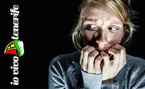 cambio vita donna molto spaventata