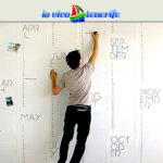 le scuole a tenerife calendari a muro