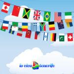 le scuole a tenerife bandiere internazionali