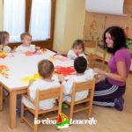 le scuole a tenerife bimbi asilo