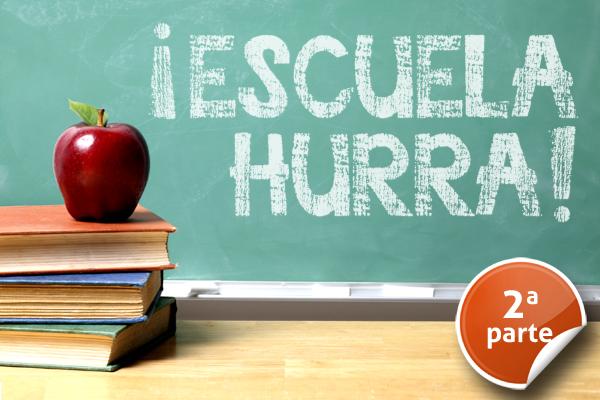 Le scuole a Tenerife – tutto quello che c'è da sapere (parte 2/3)