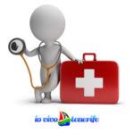 sanità a tenerife icona medico
