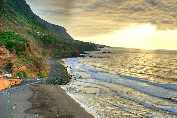 Spiagge di Tenerife: Charco la Laja, playa de Socorro e la Fajana