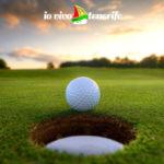 golf tenerife pallina vicino alla buca