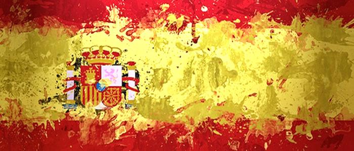 libertà coppie bandiera spagnola