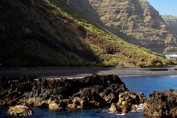 Spiagge di Tenerife: el Draguillo, Casas Blancas e Antequera