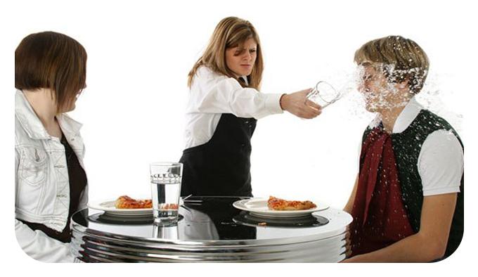 hoja de reclamaciones ristorante