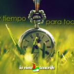 Tenerife e… l'orologio della vita