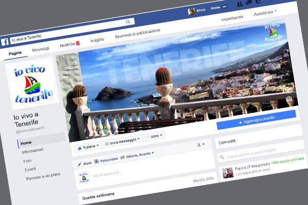Io vivo a Tenerife: parliamo di noi e… di voi!