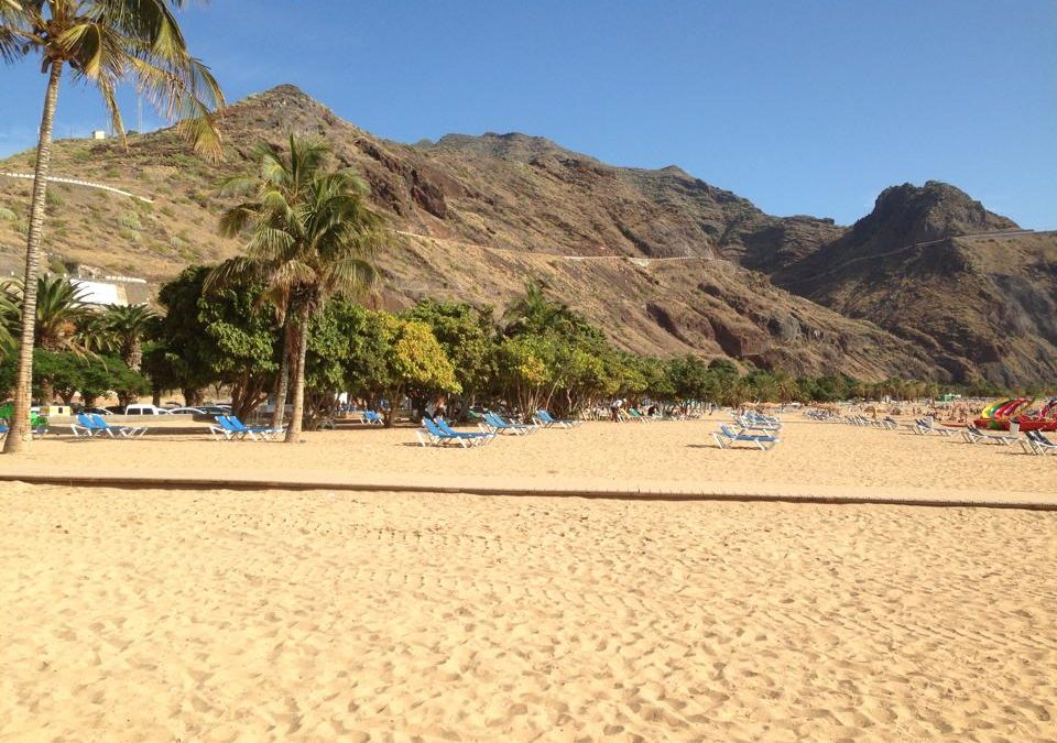 Spiagge di Tenerife: las Gaviotas, las Teresitas e la Nea