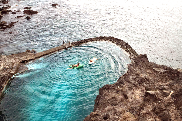 Spiagge di Tenerife: Radazul, Caletillias e las Arenas